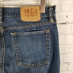 GAP | 1969 standard fit straight leg jeans